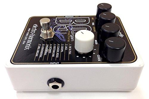 electro harmonix key 9 electric guitar single effect digital guitarist. Black Bedroom Furniture Sets. Home Design Ideas