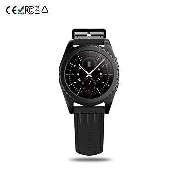 Wearable Dispositivos Inteligente Del Reloj de Bluetooth Fitness Relojes,Pulsómetros/ Contador de Calorias/