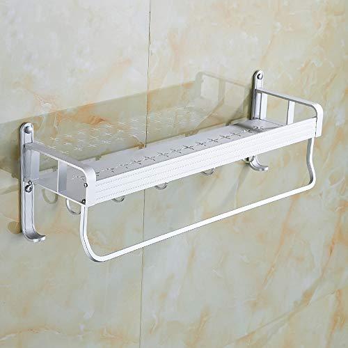 Salle bain Modenny Etagères murales Toilette Support de lTFu3c5K1J