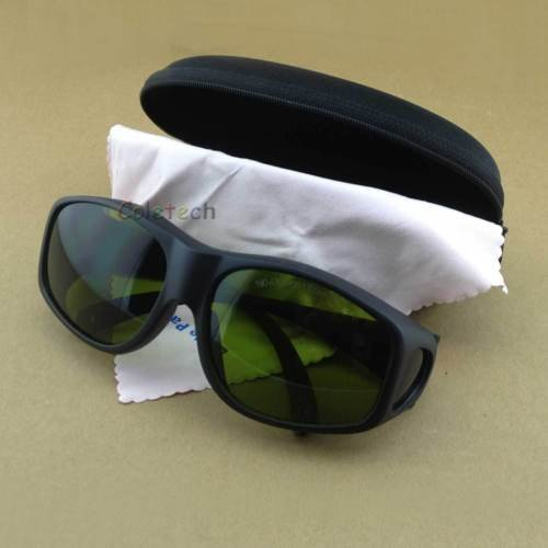 OD5+ 190-470nm & 800-1700nm Laser Protective Goggles CE Eaglepair EP-8-9 1064nm (808 Nm Laser Diode)