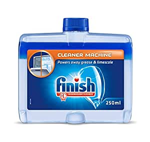 Finish Dishwasher Machine Cleaner, 250ml
