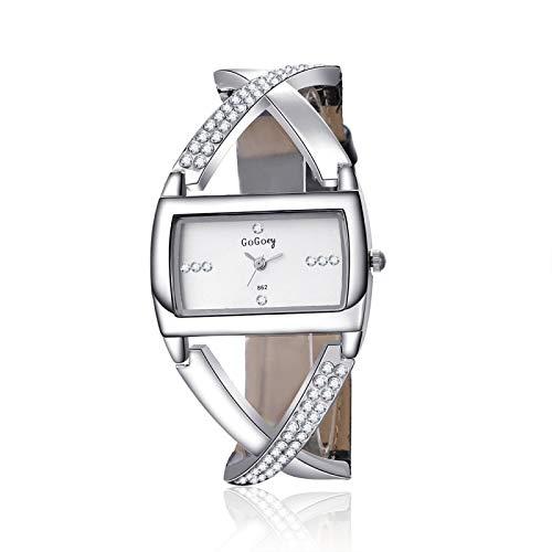 Grass 135 gogoey women39;s Watches Luxury Rhinestone Bracelet Watch Women Watches Bracelet Ladies Watch