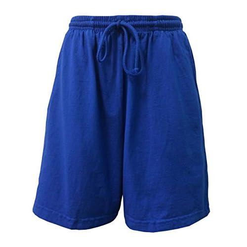 Fresh Produce Jersey Short, Electric Blue