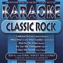 Karaoke: Classic Rock (Rock Karaoke Music)