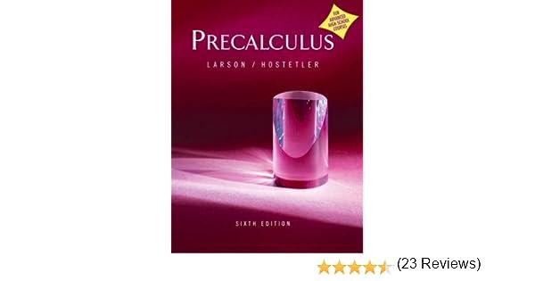 Calculus Alternate 6th Edition Larson Hostetler Edwards Pdf Download