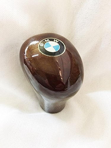 BMW M TECHNIC WOOD GEAR SHIFT KNOB E36 E46 E39 E30 E60 E90 E92 E91 E46 M3 M5 M6 (Bmw Wood)