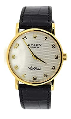 Rolex Cellini Mechanical-Hand-Wind Female Watch (Certified Pre-Owned) from Rolex
