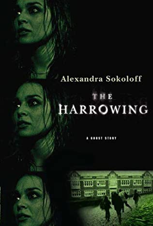 book cover of The Harrowing