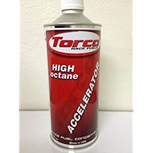 Torco Accelerator 32oz The Best Fuel Additive