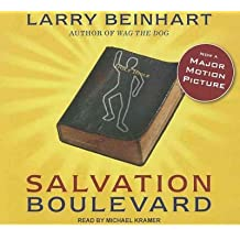 [ SALVATION BOULEVARD - IPS ] By Beinhart, Larry ( Author) 2011 [ Compact Disc ]