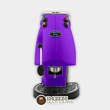 Máquina de café de monodosis de papel Ese 44 mm diesse Frog Color Lila: Amazon.es: Hogar