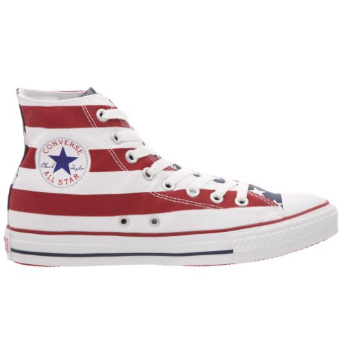 602 Converse Sneakers Homme All Multicolore amp; Bars Stars Star ww8Evqr