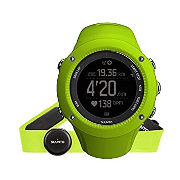 0270d2e5a2 スント(スント) アンビット3 ラン ライム HR Ambit3 Run Lime HR SS021261000 腕時計 GPS