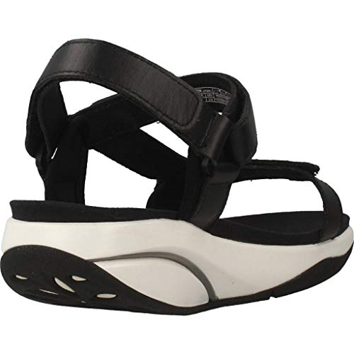 Tamiko Mbt W 700954 Noir Black 03n Sandale xxqFatPwW6