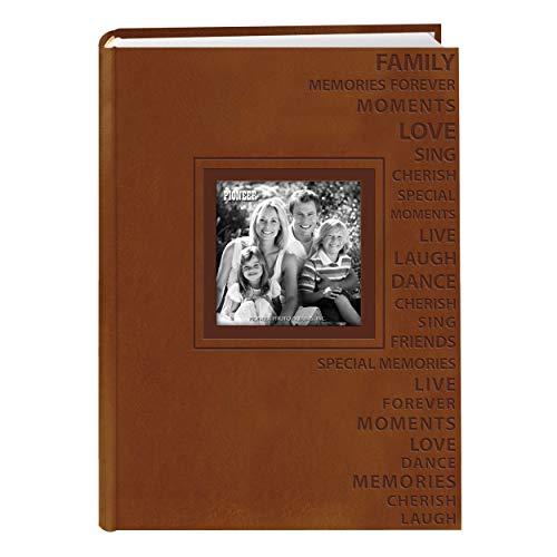 Pioneer Photo Albums DA-300CASC Photo Album, Brown