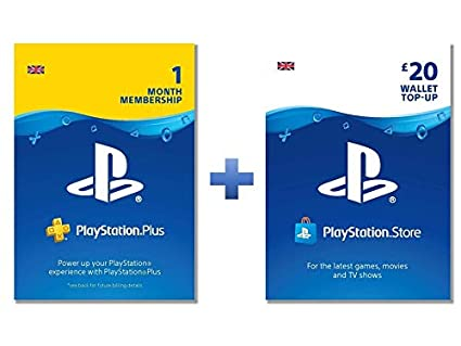 PlayStation Plus: Online Starter Pack (PS Plus 1 Month with