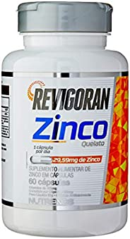 Revigoran Zinco Quelato 60 cáps, Nutrends