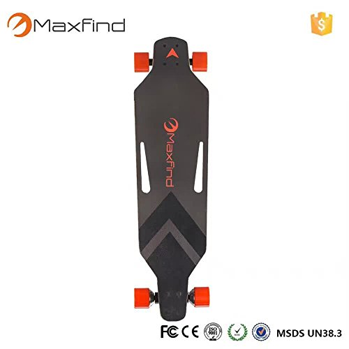 MAXFIND Light Weight Electric Scooter with Two Motors Remote Control Hoverboard Electric...