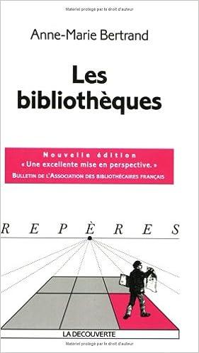 Livre gratuits Les bibliothèques epub, pdf