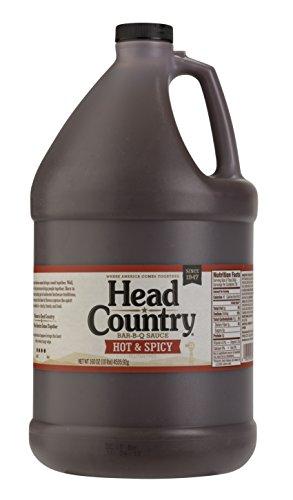 Head Country Bar B Q Sauce Spicy