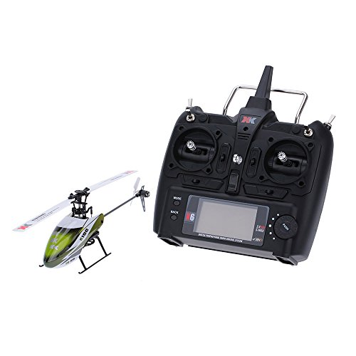 Falcon 3d Rc Helicopter - JIMI Falcon K100 6CH 3D 6G System RTF remote control Helicopter RC helicoptero