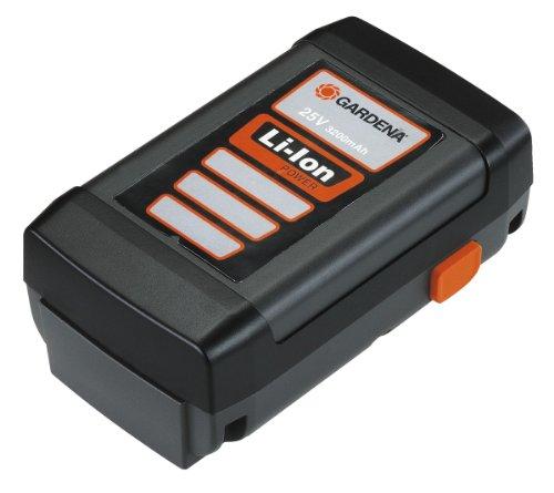 Gardena-8838-25-Volt-32-Ah-Lithium-Ion-Battery-For-4025-Cordless-Reel-Lawn-Mower-380-Li