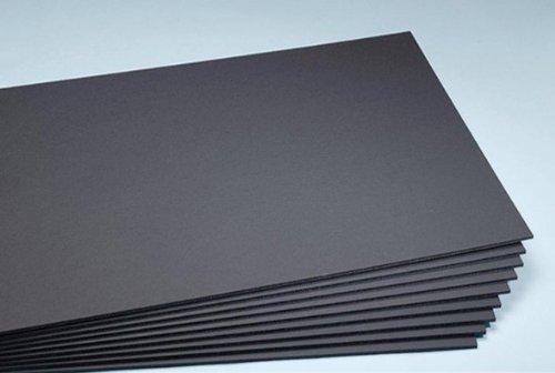 Bienfang Foam Board black on black 3/16 in. x 32 in. x 40 in. each