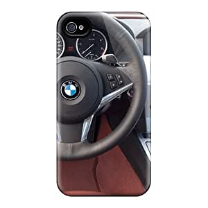 JunilaraKoopare Scratch-free Phone Cases For Iphone 6- Retail Packaging - Bmw 6 Series Dashboard