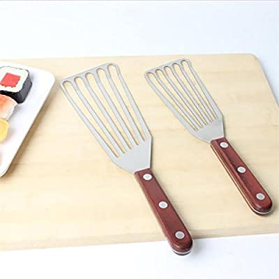 12cm Egg Frying Pan /& Skillets with 32cm BBQ Shovel Steak Spatula Leak Spade