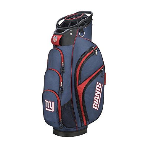 (Wilson 2018 NFL Golf Cart Bag, New York Giants)