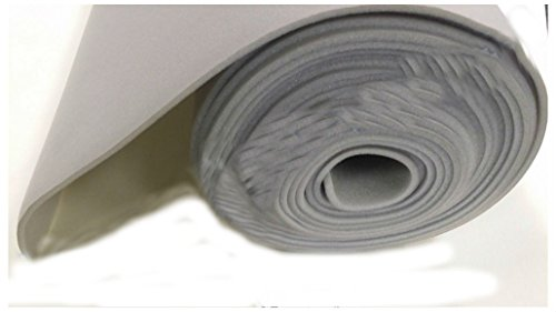 LIGHT GRAY UPHOLSTERY AUTO PRO HEADLINER FABRIC 3/16