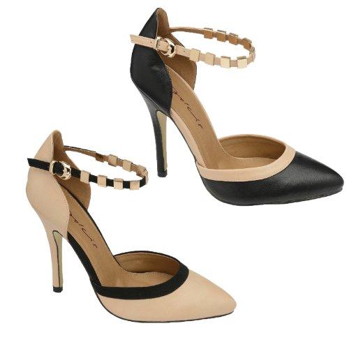 De Para Vestir Zapatos Beige 42 Dolcis Mujer aq51x5g