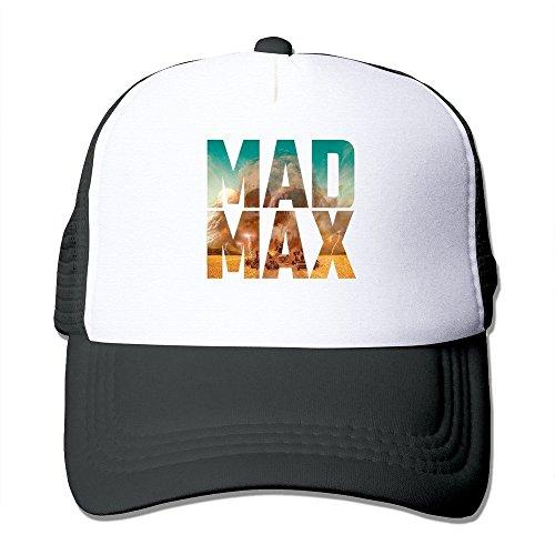 Road Baseball Hat - Personalized Mad Max Fury Road Hat Black