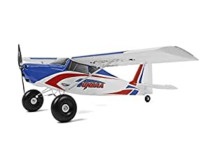 HobbyKing Durafly Tundra - Red/Blue - 1300mm (51) Sports Model w/Flaps (ARF)