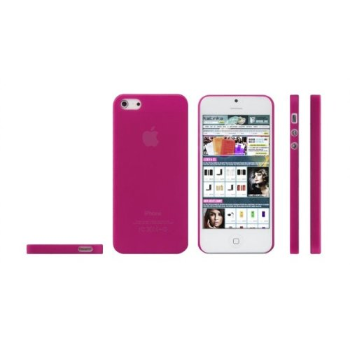 Katinkas Soft Case für Apple iPhone 5 rosa