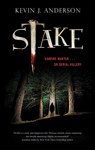 Book Cover: Stake