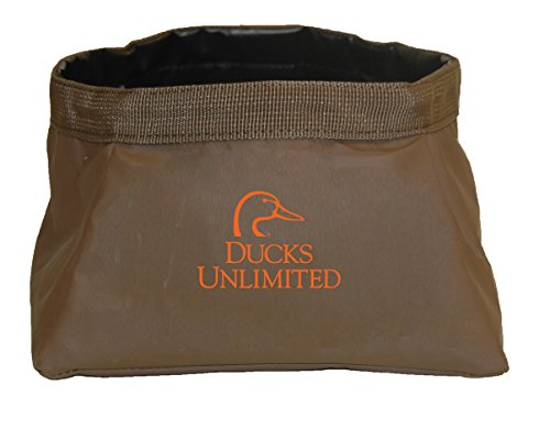 Ducks Unlimited The Renegade Foldable Water & Food Bowl