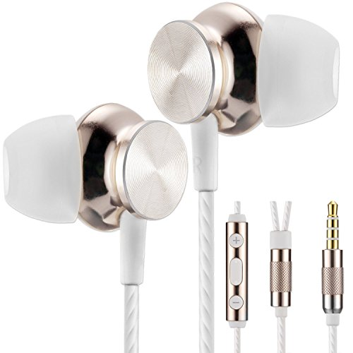 Betron BS10 Earphones Headphones, Powerful Bass Dr...