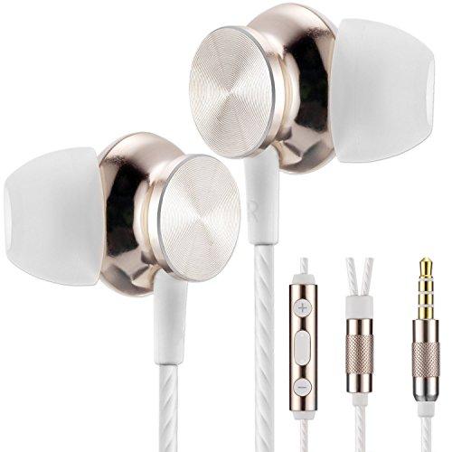 Betron BS10 Earphones Headphones with Microphone and Volume ...