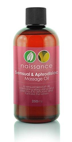 Naissance Sensual & Aphrodisiac Massage Oil 8.5 fl.oz - Sensual Ylang Massage Oil