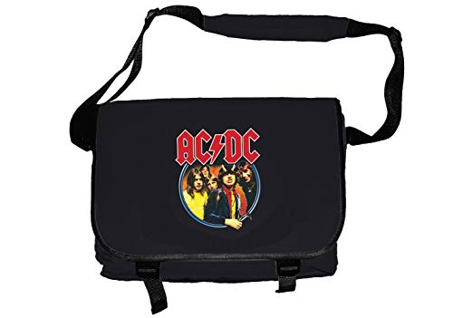 to Bag AC Highway Official DC Hell Messenger HSxw8xEqg