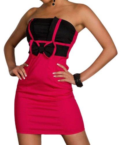 Pinkyee PKY1509150654 - Vestido para mujer 140203-Pink