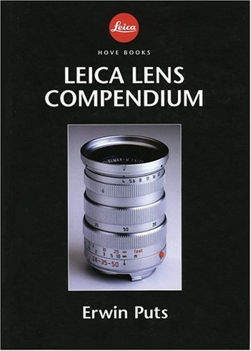 Erwin Puts has for many years both used and tested lenses. He discusses the Leica camera lenses manufactured over the years and explains their capabilities and suitability for different applications, whether you wish to take family photographs or ...