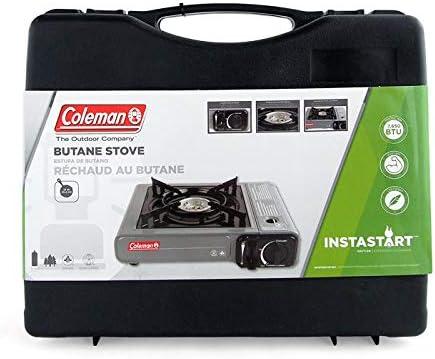 Coleman Series 400 ST Double Burner /& Toaster Cooking Camping Caravan Motorhome