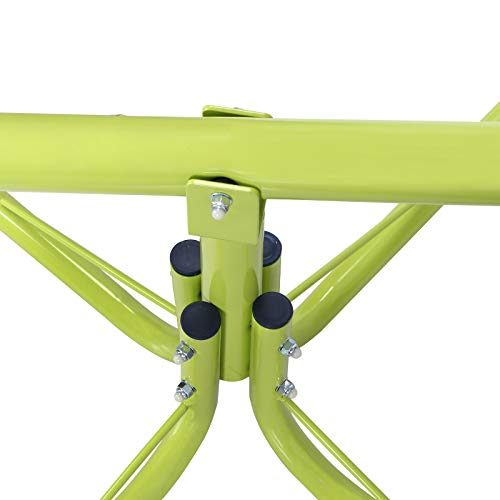 Smartxchoices Outdoor Kids Swivel Seesaw Backyard Teeter-Totter Home Playground Spinning Toys for Boys, Children,Toddlers, 360° Rotate Impact Absorbing by Smartxchoices (Image #3)