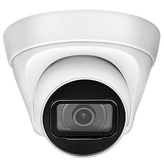 4MP Mini Dome IR IP Camera IPC-HDW1431T1-S4 2.8mm APP Camera 98ft Smart IR RTMP H.265 IP67 CCTV Security Camera