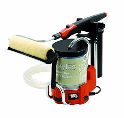 Black & Decker C800659 Pro Electric Power Paint Roller
