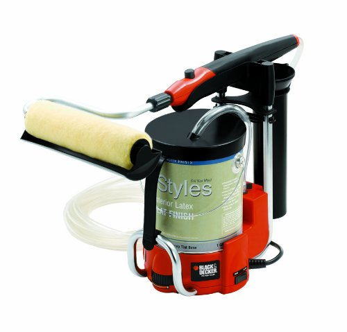 Black & Decker Electric Paint Roller - 1