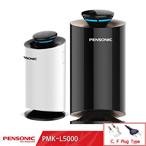 PENSONIC PMK-L5000 Home Mosquito Trap Air purification Indoor insect Killer 220V (Elegance Black) by Pensonic
