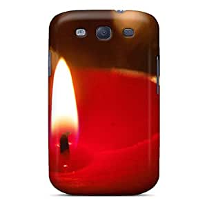 Case Cover Candle/ Fashionable Case For Galaxy S3